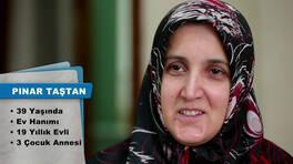 Evim Şahane Cuma günü, Kadıköy'de yaşayan Pınar Taştan'ın mutfak salon ve genç odasını yenileyecek