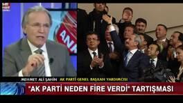 Mehmet Ali Şahin'in tartışma yaratan sözleri