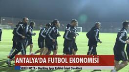 Takımların gelmesinin Antalya ekonomisine katkısı ne?