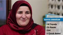 Evim Şahane Pazartesi günü, Avcılar'da yaşayan Havva Erdoğan'ın  salon genç odası ve holünü yenileyecek