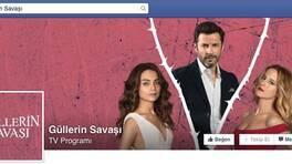 Güllerin Savaşı Dizisini Facebook tan Takip Edin
