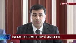 Demirtaş'ın hedefinde Erdoğan ve Arınç vardı