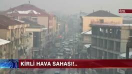 Hava kirliliği yeniden gündemde