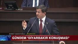 Davutoğlu'na muhalefetten Kürtçe gönderme!
