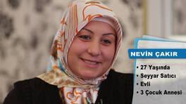 Evim Şahane Perşembe günü, Esenyurt'ta yaşayan Nevin Çakır'ın çocuk odası ve yatak odasını yenileyecek