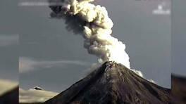 Kolima'nın Patlama Anı Görüntülendi!