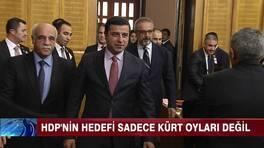HDP seçime parti olarak girme kararı aldı!