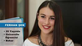 Evim Şahane Cuma günü, Bahçelievler'de yaşayan Ferhan Şen'in salonunu yenileyecek
