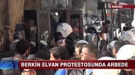Berkin Elvan protestosunda arbade!