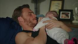 Yiğit'in bebek sevgisi