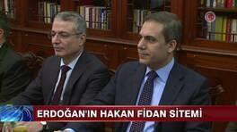 Erdoğan'ın Hakan Fidan sitemi