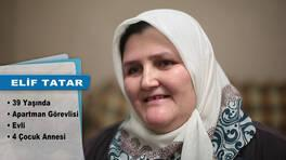 Evim Şahane Perşembe günü, Erenköy'de yaşayan Elif Tatar'ın çocuk odası salon ve banyosunu yenileyecek