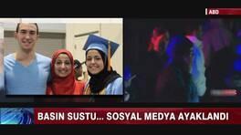 Amerika'da 3 Müslüman üniversite öğrencisi öldürüldü!