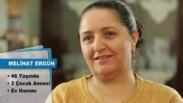 Evim Şahane Cuma günü, Bahçelievler'de yaşayan Melihat Ergün'ün salonunu yenileyecek