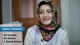 Evim Şahane Pazartesi günü, Beykoz'da yaşayan Esra Pınarcı'nın yatak odası ve çocuk odasını yenileyecek