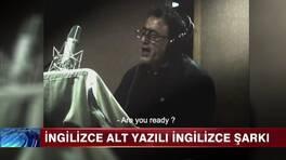 Mahmut Tuncer'den İngilizce şarkı