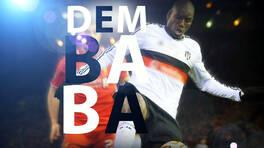 Futbol'un yeni fenomeni Demba Ba!