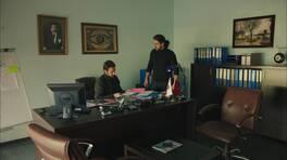 Levent Komiser, Yiğit'i kurtarmaya çalışıyor!