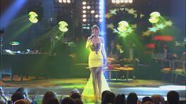 Linet - Arada Sırada (Beyaz Show - Canlı)