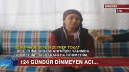 Ermenek'li kadınların çığlığı!