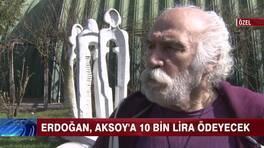 Heykeltıraş Mehmet Aksoy kazandığı parayı ne yapacak?