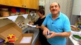 Selamettin Bey'in Sürpriz Kutusu: Karamelli Muzlu Tatlı!