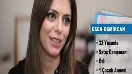 Evim Şahane Cuma günü, Üsküdar'da yaşayan Esen Demircan'ın genç odasını yenileyecek