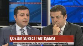 Selahattin Demirtaş, çözüm süreci ile ağır eleştiride bulunan Bülent Arınç'a ne cevap verdi?