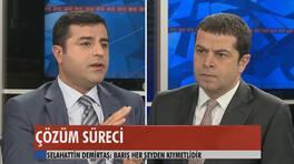 """Cumhurbaşkanı Erdoğan'ın """"HDP iki maymunu oynuyor!"""" açıklamalarına Demirtaş ne cevap verdi?"""