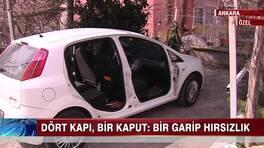 Ankara'da bir garip soygun!..