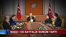 Erdoğan, Başçı'dan Faizi dinledi!
