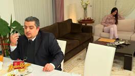 Sevil Hanım'ın masadan kalkmasına neden olan olay ne?