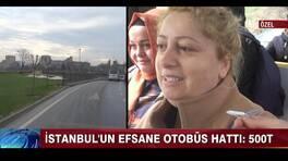 İstanbul'un efsanesi 500T