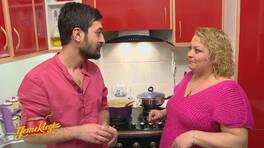Belgin Hanım ve Serhat Bey mutfakta neler neler kaynattı!