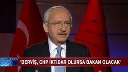 Kılıçdaroğlu, Derviş'i ikna etti!