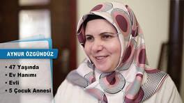 Evim Şahane Salı günü, Başakşehir'de yaşayan Aynur Özgündüz'ın mutfağını yenileyecek