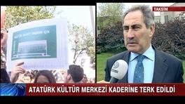 Atatürk Kültür Merkezi neden çürümeye bırakıldı?