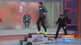 Burak Gacamer'in Topuklu Ayakkabı performansı!