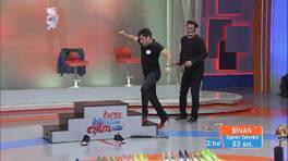 Sinan Çalışkanoğlu'nun Topuklu Ayakkabı performansı!