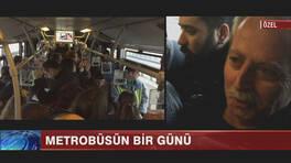 Metrobüsün bir günü!