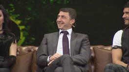 Şota ve Arçil'i Türkçe'den Türkçe'ye çeviren tercuman Beyaz Show'daydı!