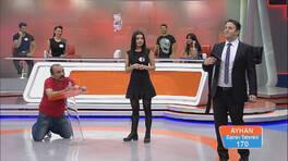 """Ayhan Taş'ın """"Kıvır Kıvır Oyunu""""ndaki performansı!"""