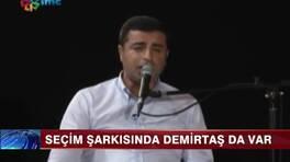 HDP'nin seçim şarkısı sürprizi