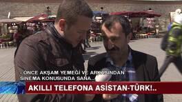 Akıllı telefona Asistan-Türk!