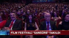 Film Festivali'ne sansür!
