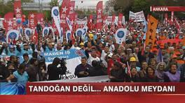 Tandoğan Meydanı'nın adı değişti!