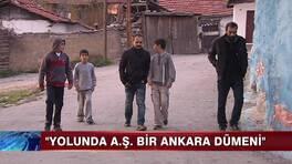 Yolunda A.Ş bir Ankara dümeni