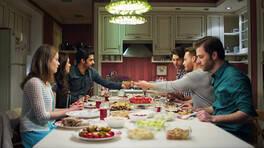 Son akşam yemeği! Şeref Meselesi 23. Bölümden akıllarda kalanlar!