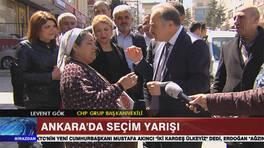 Ankara'da Seçim Yarışı!