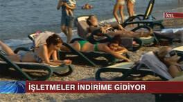Rusya ekonomisi Antalya turizmini vurdu!